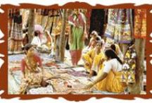 Handicrafts / A handicraft is a product, which is made with the use of hands. To manufacture these  artistic and designer products, developer make use of special tools, different fabric & wood and things,  http://www.tradeindia.com/Seller/Gifts-Crafts/Handicrafts/