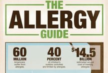Allergies & Food Intolerances / Food allergies, intolerances, gluten, wheat, lactose and much more