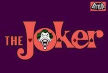 COMICS • The Joker