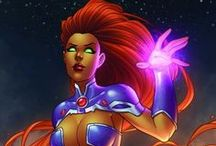 Comics ● Character ● Starfire