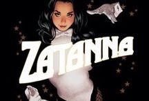 Comics ● Character ● Zatanna