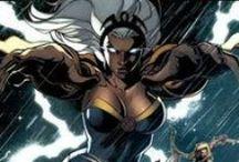 Comics ● Character ● Storm