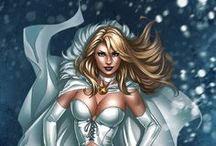 Comics ● Character ● Winter Queen