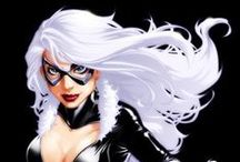 Comics ● Character ● Black Cat