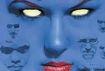 COMICS • Mystique