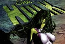 COMICS • She-Hulk