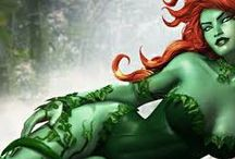 Comics ● Character ● Poison Ivy