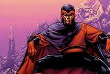 COMICS • Magneto