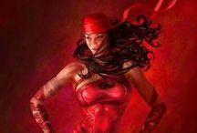 COMICS • Elektra