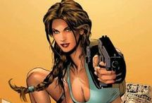 Games ● Character ● Lara Croft