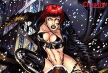 COMICS • Chastity