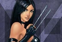 COMICS • X-23