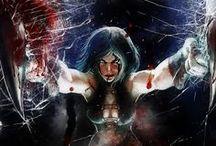 Games ● Character ● Sareena (Mortal Kombat)