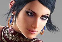 Games ● Character ● Zafina (Tekken)
