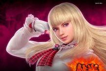 GAMES • Tekken (Lili)