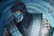 GAMES • Mortal Kombat (Sub-Zero) /  Sub-Zero