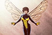 COMICS • The Wasp