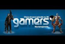 Gamers TV / Acompaña a Clau, Asher y Alexandra con la mejor información de los videojuegos más recientes.