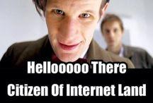 My Inner Geek / Sci Fi, tv and nerdisms