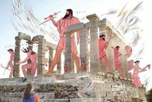 ★ANCIENT GREEK Civilization / From here started everything!!ANCIENT GREEKS were SO FAR AWAY  from their time!!-----  It is a pity that many greek ancient artifacts are not in Greece that they belong but at museums all over the world!!