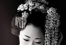 Ornamental hairpin(Kanzashi)