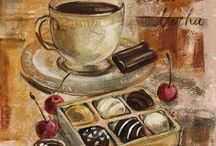 Coffee, Tea or Cocoa? / by Ellen Kuykendall