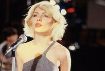 """★DEBBIE HARRY & Blondie-One Way or Another / Deborah Ann """"Debbie"""" Harry (born July 1, 1945) is an American singer-songwriter and actress, best known as the lead singer of the new wave and punk rock band Blondie. She has also had success as a solo artist, and in the mid-1990s she recorded and performed with The Jazz Passengers. Her acting career spans over thirty film roles and numerous television appearances."""