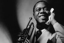 ★JAZZ Idols / JAZZ is a genre of music that originated in African-American communities during the late 19th and early 20th century. Jazz emerged in many parts of the United States of independent popular musical styles; linked by the common bonds of European American and African-American musical parentage with a performance orientation.Jazz spans a range of music from ragtime to the present day—a period of over 100 years—and has proved to be very difficult to define