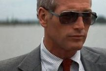 ★PAUL NEWMAN The Hustler / PAUL Leonard NEWMAN(January 26, 1925 – September 26, 2008)was an American actor, film director, entrepreneur, professional racing driver. He won numerous AWARDS, including an Academy Award for best actor for his performance in the 1986 Martin Scorsese film The Color of Money and eight other nominations,6 Golden Globe Awards (including 3 honorary ones), a BAFTA Award, a Screen Actors Guild Award, a Cannes Film Festival Award, an Emmy Award, and many honorary awards.