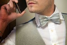 Bow Ties are cool! / Bow Ties are always elegant, chic and very cool!
