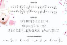 Calligraphy & Tutorials