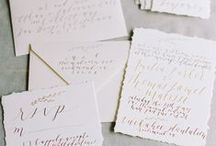 Gorgeous Invites / Beautiful invites