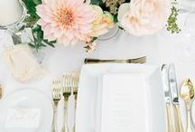 Tablescape / Beautiful tablescapes that inspire me