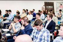 """Gentlemen in Business / """"Gentlemen in Business """", o conferință pentru bărbați în cadrul căreia au fost abordate teme precum: Good Manners, Body language, Business introduction, Capital Markets."""