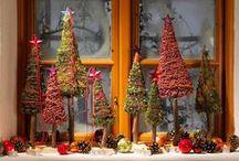 Winter - Blumen und Co. / Blumenideen und Deko für den Winter