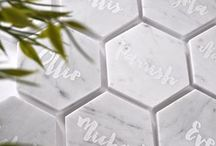 Marble & Geode Love / Beautiful examples of marble