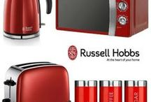 Matching Microwave, Kettle And Toaster Sets