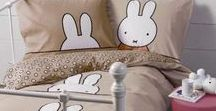 Miffy meets Hello Kitty - Mamarocks.ch / inspiration for a super sweet baby bedroom