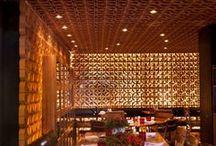 INTERIOR | restaurante libanês