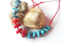 amore e colore / Handmade minimal jewelry