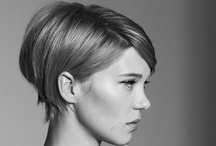 Short Hair Styles / by Actaea Works