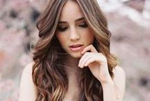Bridal Hair long