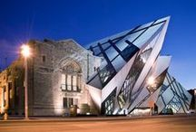 Famous Canadian Homes & Buildings / Be amazed by the decour and design of these famous homes and buildings across Canada.