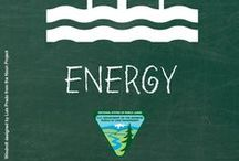 For the Classroom: Energy / An educator's guide to energy resources found on America's public lands and how they are managed by the BLM.  / by Bureau of Land Management