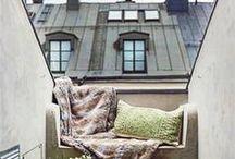 Inspiration: Interior Design (for HOME)