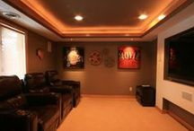 Mancave Décour Ideas / These rooms designed just for dad are a must-see!