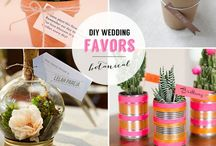 Wedding/Favors / Gifts and give aways