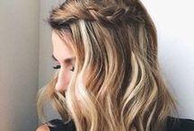 beauty || hair