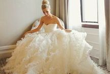 Beautiful couture bridal dresses