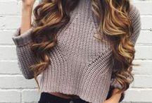 fashion || sweaters